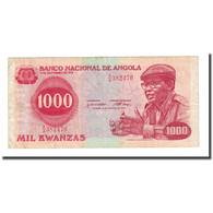 Billet, Angola, 1000 Kwanzas, 1979-08-14, KM:117a, TTB+ - Angola