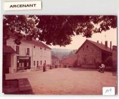 21 - COTE D 'OR / Cliché Unique Epreuve COMBIER - Format 17 X 11,5 Cm - Arcenant - France