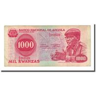 Billet, Angola, 1000 Kwanzas, 1979-08-14, KM:117a, SUP - Angola