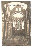 BATTICE   Interieur De L Eglise   Photo Carte - Herve