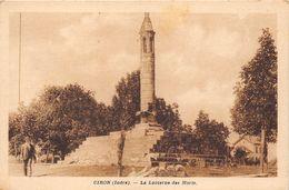 36-CIRON- LA LANTERNE DES MORTS - France
