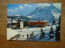 Saint-gervais , Le Bettex Et Le Massif Du Mont-blanc - Saint-Gervais-les-Bains