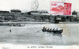 Cpa (gabon)--accra - La Falaise (libreville) - Gabon