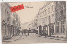 Tienen, Thienen, Tirlemont,Nieuwstaat Verzonden Door Frans Soldaat Na Bevrijding Wereldoorlog I In 1918!!!! - Tienen
