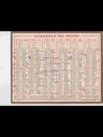 CAL423   ALMANACH   ANNEE  1951  .1951  1950   1951    .calendrier . . - Calendars