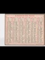 CAL443   ALMANACH  De  1954   ANNEE  1954   1954  1954    Calendrier . +  . - Calendars