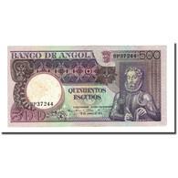 Billet, Angola, 500 Escudos, 1973-06-10, KM:107, SUP+ - Angola