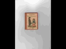 CAL170   Almanach  Calendriers.1894  .dessins Signés Greenaway  Voir Photos  Fillettes  Femmes - Calendars