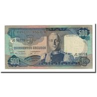 Billet, Angola, 500 Escudos, 1972-11-24, KM:102, TTB - Angola