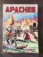 APACHES N°  39 (FLECHE ROUGE) - MON JOURNAL - OCTOBRE 1969 - BON ETAT - Mon Journal