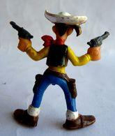 FIGURINE LUCKY LUKE BRABO 1978 LUCKY LUKE (3) - Figurines