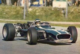 Jochen Rindt  -  Cooper-Maserati T81  -  Carte Postale - Grand Prix / F1