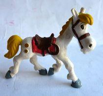 FIGURINE LUCKY LUKE BRABO 1978 JOLY JUMPER (1) - Figurines
