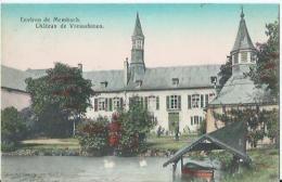 Membach - Environ De Membach - Château De Vreuschmen - Ed. Jos. Schyns J.P.W. 635 - 13 - 1920 - Baelen