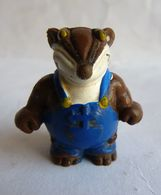 RARE Figurine DOCTEUR SNUGGLES - 1980 - DENNIS (2) - DOCTOR - Figurines