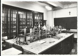 FLEURUS - Institut Notre-Dame - Laboratoire - 1963 - Fleurus