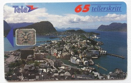 N 8 D , Alesund Town , Used , - Norway