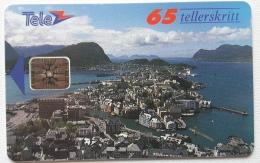 N 8 G , Alesund Town , Used - Norway