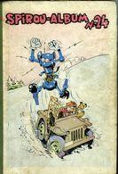 Album Spirou N° 24 Année 1948 - Spirou Magazine