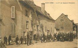 SAINT-COME- La Compagnie Des Sapeurs Pompiers - Autres Communes