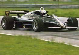 Elio De Angelis   -  Lotus-Renault 97T  -  Grand Prix 1985   -  Carte Postale - Grand Prix / F1