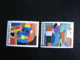France - Année 1986 - Série Artistique - Y.T. 2413/2414 - Neuf (**) Mint (MNH) Postfrisch (**) - Unused Stamps