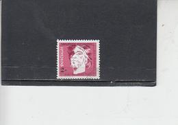 PORTOGALLO  1990 - Unificato  1795 - Zarco - Navigatore - Usati