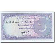 Billet, Pakistan, 2 Rupees, 1983-1988, Undated (1985-1999), KM:37, SPL - Pakistan