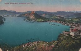 Schweiz - Monte Bre - Kulmhotel - 1922 - TI Tessin