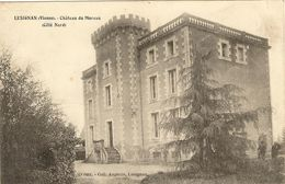 LUSIGNAN - Château Du Mureau ( Coté Nord)  101 - Lusignan