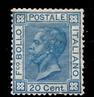 Italie YT N° 23 Neuf *. Gomme D'origine. B/TB. A Saisir! - Mint/hinged