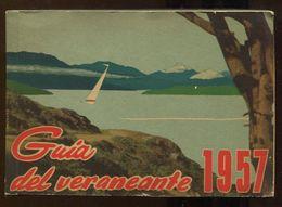 Chili Chile Guia Del Veraneante 1957 - Geography & Travel