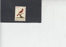 VATICANO  1989 - Sassone  860 - Fauna - Uccelli - Vaticano (Ciudad Del)