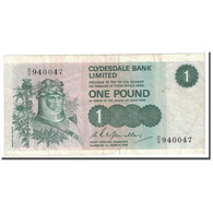 Billet, Scotland, 1 Pound, 1974, 01-03-1974, KM:204c, TB+ - Ecosse