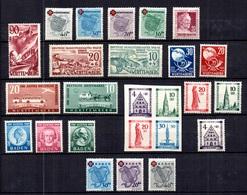 Allemagne/ZOF Petite Collection Bade Et Würtemberg Neufs **/* 1947/1949. Bonnes Valeurs. B/TB. A Saisir! - French Zone