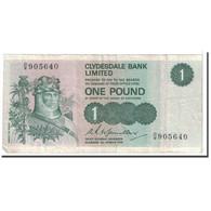 Billet, Scotland, 1 Pound, 1974, 01-03-1974, KM:204c, TB - [ 3] Scotland