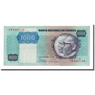Billet, Angola, 1000 Kwanzas, 1987-11-11, KM:121b, SUP - Angola