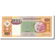 Billet, Angola, 500 Kwanzas, 01.2011, NEUF - Angola