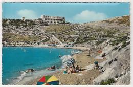 GHAJN TUFFIEHA BAY. UNPOSTED - Malta