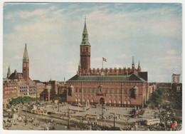 CITY HALL, COPENHAGEN. POSTED 1964 - Denmark