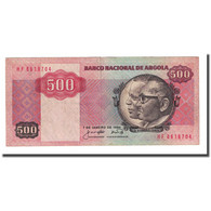 Billet, Angola, 500 Kwanzas, 1984-01-07, KM:120A, TTB - Angola