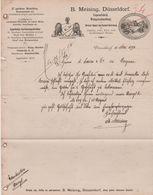 DUSSELDORF B. MEISING - Allemagne