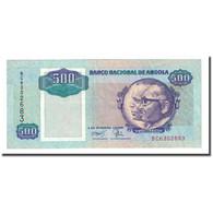 Billet, Angola, 500 Kwanzas, 1991-02-04, KM:128b, SPL+ - Angola