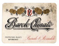 BAROLO BAROLO CHINATO Barale & Rinaldi - Labels