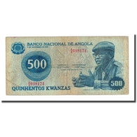 Billet, Angola, 500 Kwanzas, 1979-08-14, KM:116, TB - Angola