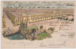 Litho Gruss, Mexico - F.p. - Fine Anni '1890 - Messico