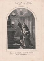 Claire Marie Anne Francoise Van Bruyssel-anvers-1846 - Images Religieuses