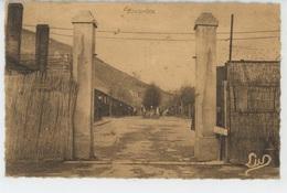 SCHIRMECK - L'Entrée Au Camp D'Internement - Schirmeck
