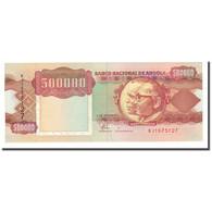 Billet, Angola, 500,000 Kwanzas, 1991-02-04, KM:134, NEUF - Angola