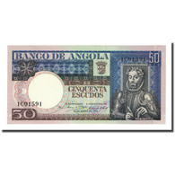 Billet, Angola, 50 Escudos, 1973-06-10, KM:105a, NEUF - Angola